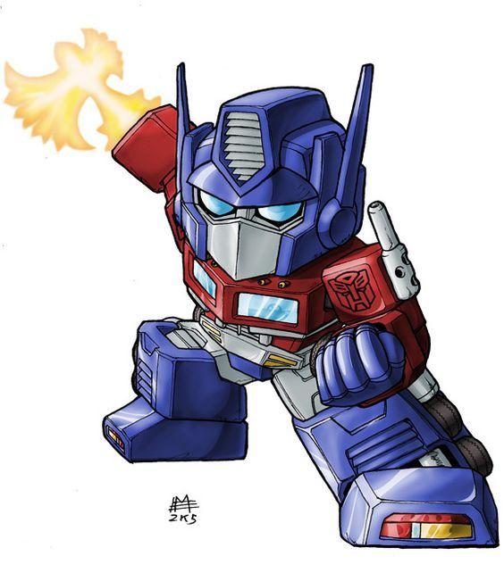 Optimus Prime, Transformers, Auto Bot, Heroes, Super Heroes, Cartoons, Drawing, Sketches, Doodles, Comics, Comic Con, Mini Hero, Super Hero,
