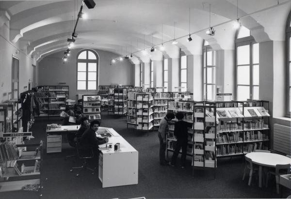 1er arrondissement de Lyon, 1982 #bibliothèque