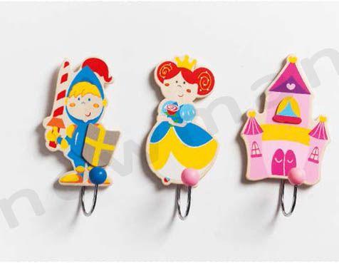 Ξύλινα παιδικά NewMan | bombonieres.com.gr