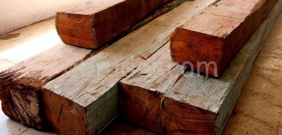 Старые деревянные балки. Продажи