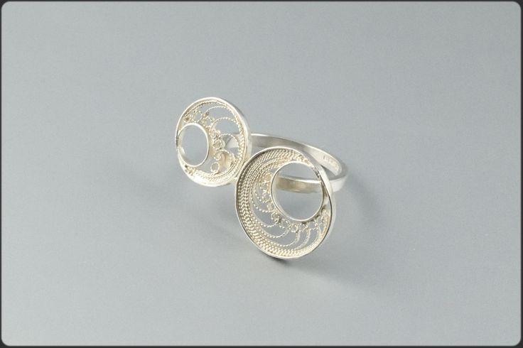 Circles Ring