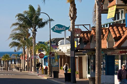 Pismo Beach ❤ that's the best restaurant, aside from the Splash Cafe!