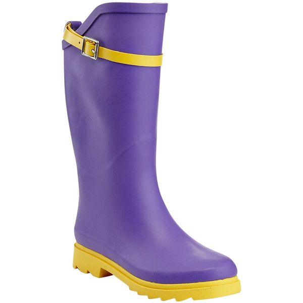 25  Best Ideas about Purple Rain Boots on Pinterest | Purple ...