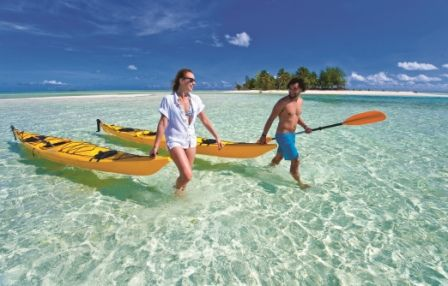 The water surrounding the coastline of the mainland Papua New Guinea and the close to 600 different islands provide a more unique and scenic kayaking experience than any other. | http://www.papuanewguinea.travel/kayaking