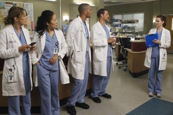 grey's anatomy on abc | Grey's Anatomy' Q&A Session: Hospital Hook-Ups, Crazy Fan Encounters ...