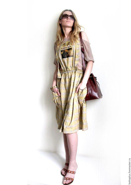 Платья ручной работы. Заказать Сарафан в стиле бохо