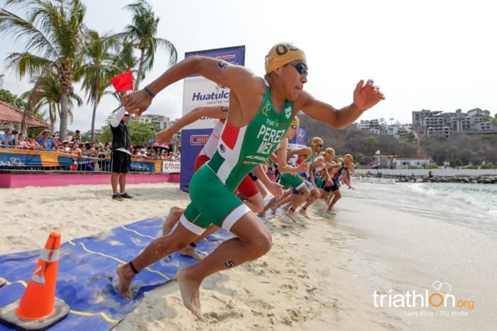 2013 Huatulco ITU Triathlon World Cup Photo that I took while in Mexico