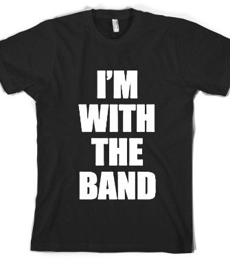 Check out my new design on @Skreened Tees. im with the band