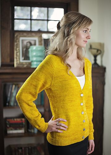 15 best Top-Down Knitting Patterns images on Pinterest   Cardigans ...