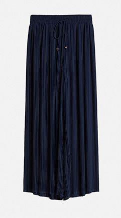 Pleated trousers - OYSHO.com