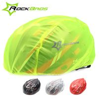 Rockbros à prova de vento à prova de poeira capa de chuva MTB estrada de ciclismo bicicleta ciclo capacete Ultra leve cobre novo 4 cores