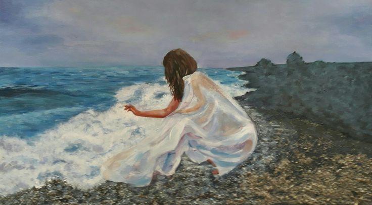 Necesito del mar.....