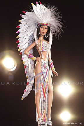 Bob+Mackie+Barbie+Dolls | NEW 2007 Cher Bob Mackie Barbie Dolls » Cherworld.com - Cher Photos ...