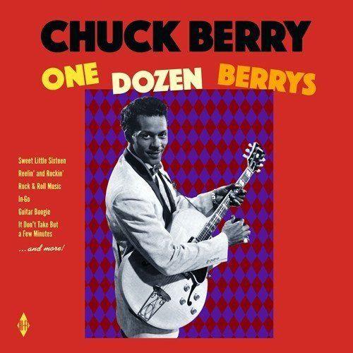 CHUCK BERRY / チャック・ベリー / ONE DOZEN BERRYS / CHUCK BERRY IS ON TOP (+4 BONUS)