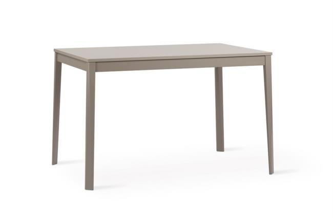 Tavolo in legno con apertura laterale