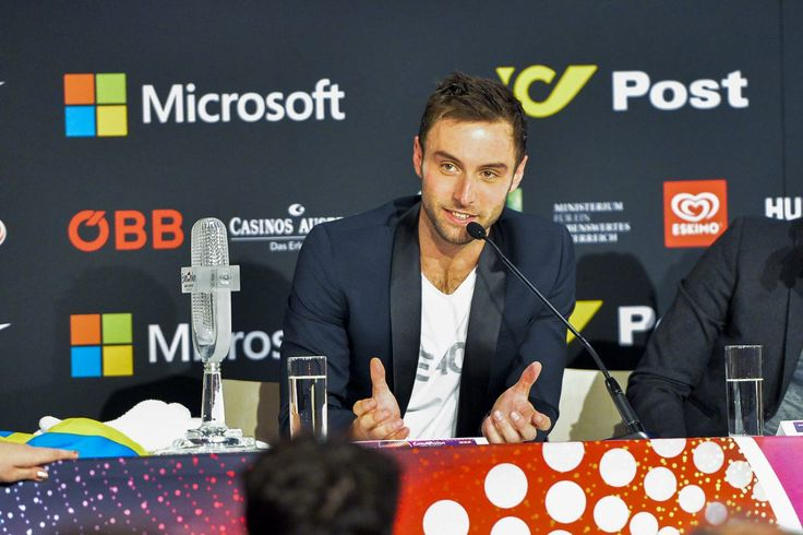 "Måns Zelmerlöw: ""I am proud, excited, and full of joy"" 