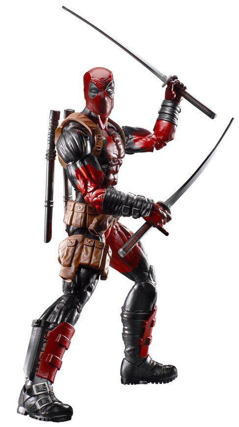 toy fair 2016 marvel legends xmen deadpool figure