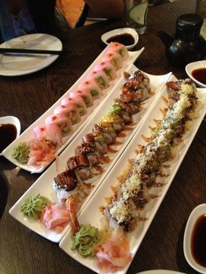 Niu Japanese Fusion Lounge (Chicago)