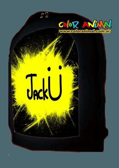 Mochila JackÜ - Comprar en Color Animal