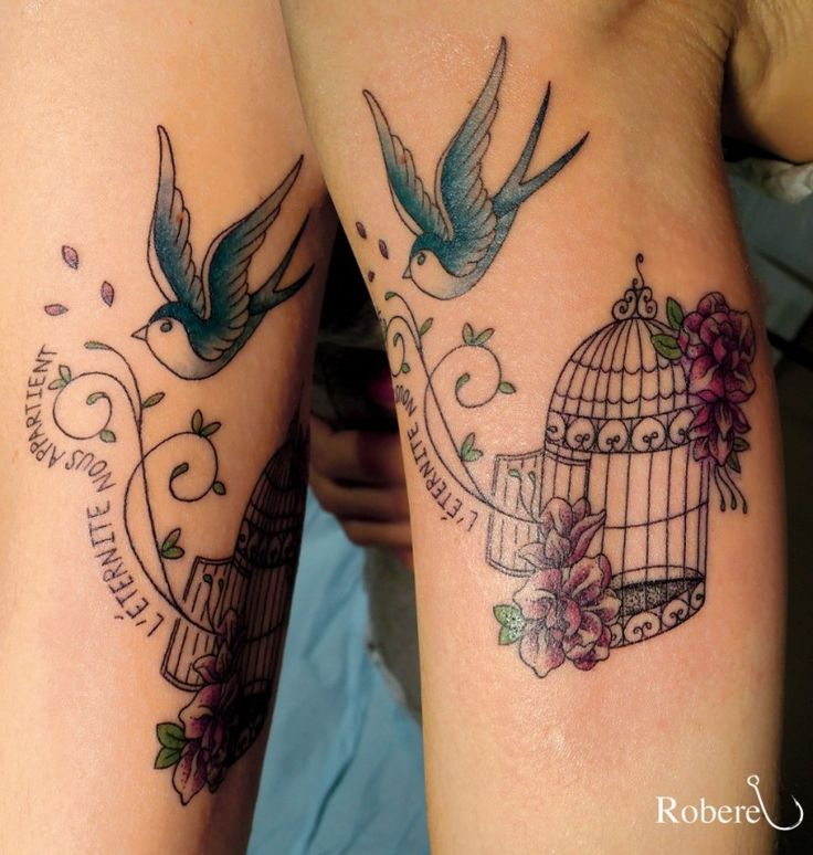 Xvii Tattoo Ideas: 17+ Best Ideas About Bird Cage Tattoos On Pinterest