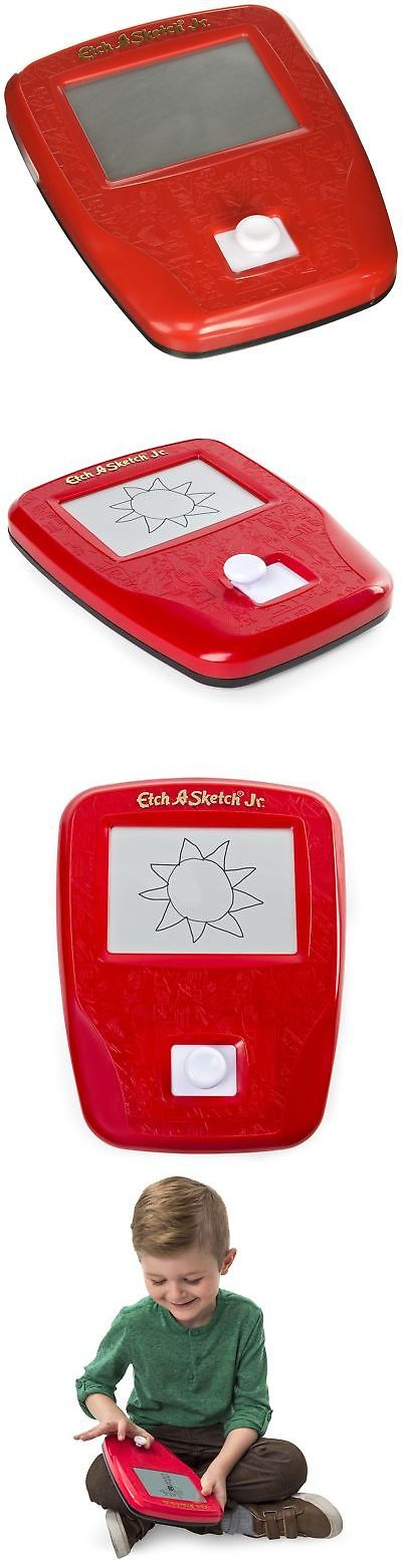 Etch-A-Sketch 19019: Etch A Sketch - Junior Joystick Toy Free Shipping New -> BUY IT NOW ONLY: $54.99 on eBay!