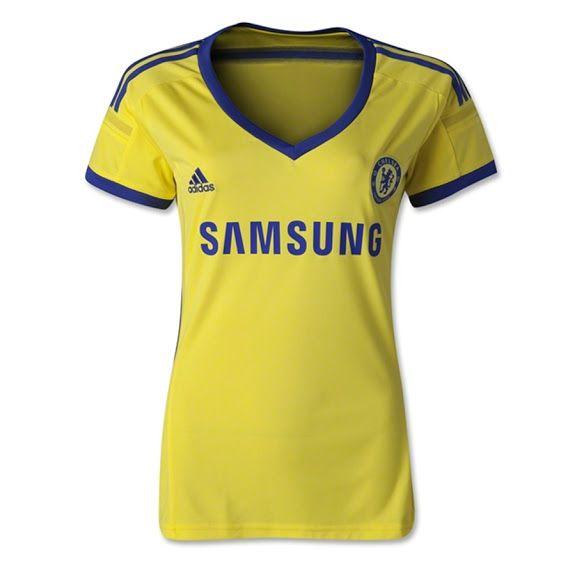 Chelsea Ladies Away Jersey