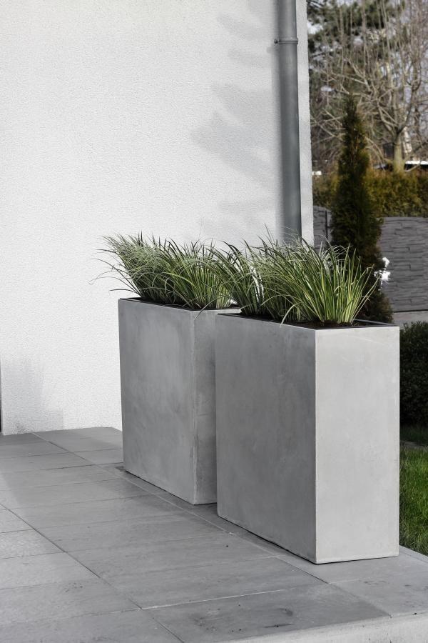 Elemento Terrasse Und Balkon Mit Pflanzkubeln Gestalten