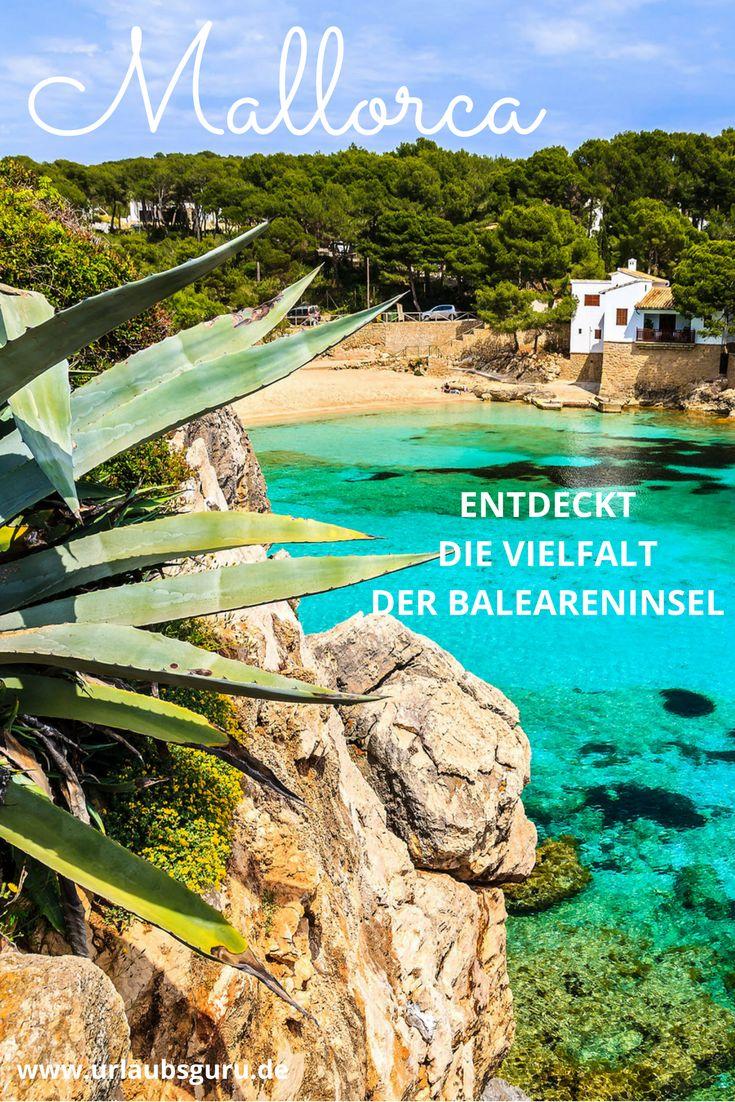 Mallorca ist definitiv mehr als nur Ballermann! Entdeckt hier die Vielfalt unserer Lieblingsinsel.