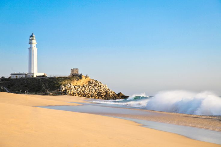 Photograph Zahora by Zai Aragon on 500px Faro de Trafalgar.