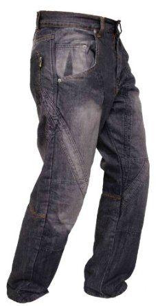 #HDNaughtylist New Men's Black Designer Denim Kevlar Linned Motorcycle Motorbike Biker Trousers Pants Jeans
