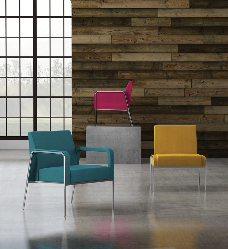 Rule of Three Designed by David Dahl for Carolina, an OFS Brands company |  NeoCon13