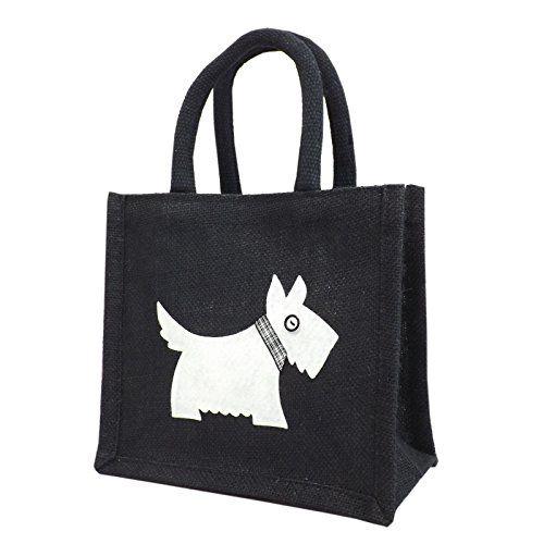 Natural Jute Hessian Lunch Gift Bag - Scottie / Westie Dog Yellowboots http://www.amazon.co.uk/dp/B00UANVJI4/ref=cm_sw_r_pi_dp_jGuLwb0MH9QPX