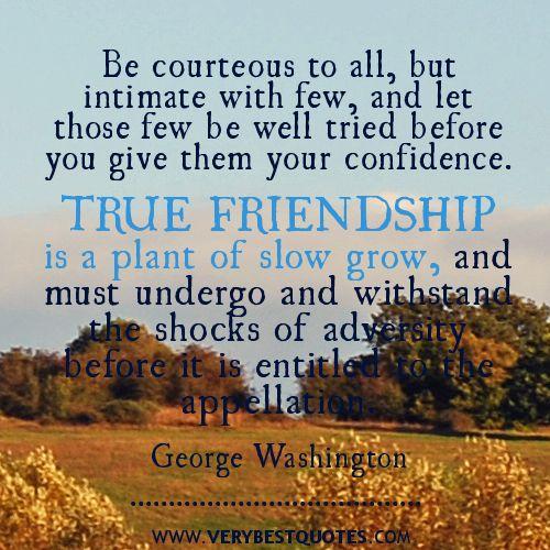 17+ Famous Friendship Quotes On Pinterest