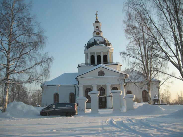 Church of the Samen, Skellefteå (Västerbotten)