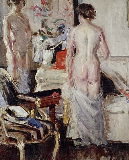Francis Cadell The Model 1912