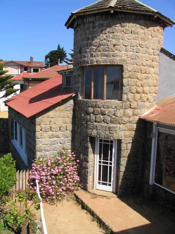 La Isla Negra. Pablo Neruda's home in Chile.