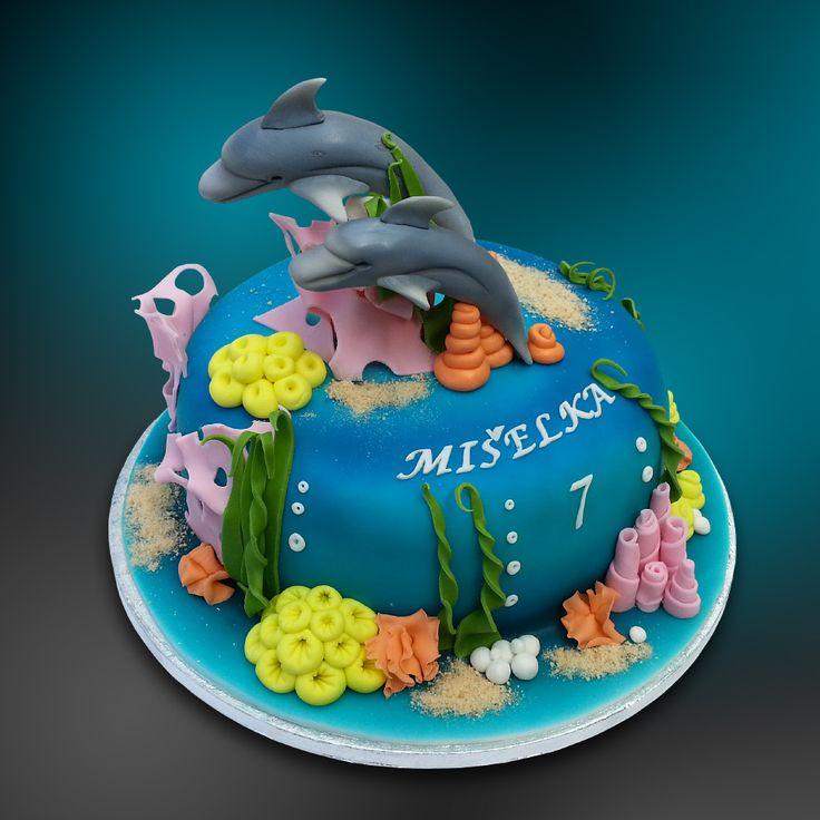 Delfíni pre Mišelku / Dolphins for small Mishel