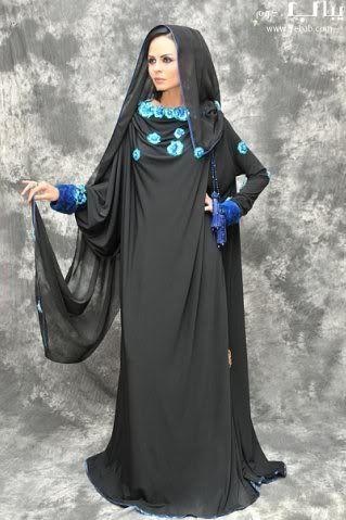 Красота, вдохновленная природой - Beautiful Muslimah. Традиционная одежда: Мусульманский хиджаб.