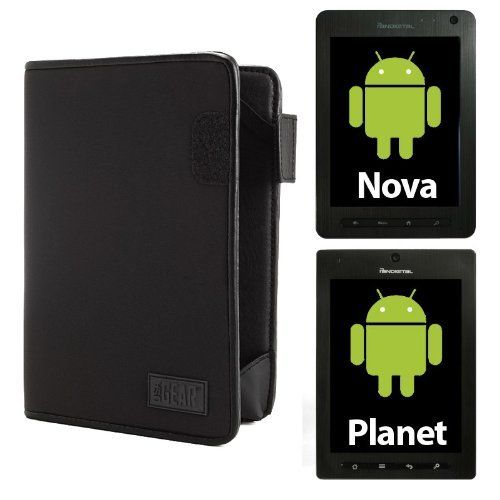USA Gear Protective Folio Case for Pandigital PLANET R70A200 and NOVA R70F400 Android Tablets by Accessory Power. $6.99. Protective ExteriorThe durable neoprene exterior of this case will protect your Pandigital Planet / Nova Tablet from bumps and drops. Great for safely traveling with your tablet.Scratch-Resistant Interior The smooth interior of the folio will keep your tablet safe from scratches. Custom inserts provide a secure home for your tablet while still having a...