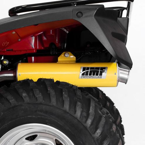 Honda® Foreman Rubicon ATV Exhaust - HMF Racing  http://www.hmfracing.com/exhausts/honda/foreman-rubicon