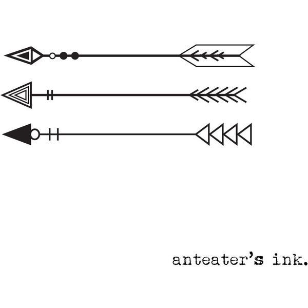 Arrow Temporary Tattoo, Bow Tattoo (5.46 AUD) ❤ liked on Polyvore featuring accessories, body art, fillers, art, tattoos, backgrounds and drawings
