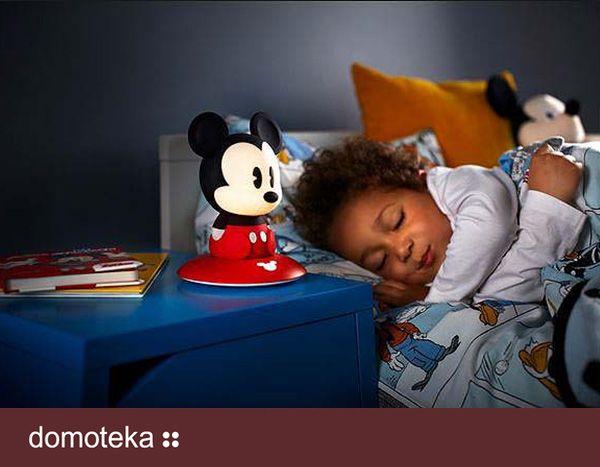 Gdy Twoje dziecko boi się ciemności, a z szafy wychodzą potwory, warto zaopatrzyć się w małego stróża. Lampki nocne z salonu Koma Oświetlenie w postaciach bohaterów filmów Disneya i nie tylko sprawdzą się w tej sytuacji idealnie.