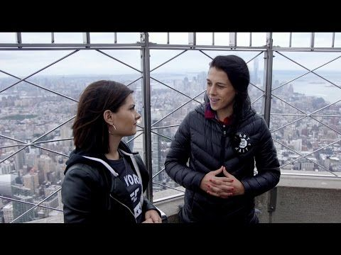UFC (Ultimate Fighting Championship): UFC 205: Joanna Jedrzejczyk - Ready to Impress in the Empire State