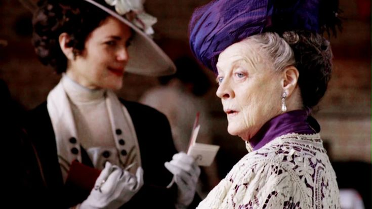 Lady Violet Downton Abbey Quotes  – Life Hacks