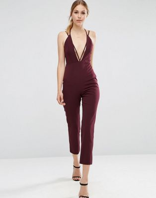 ASOS Cami Jumpsuit with Strap Detail