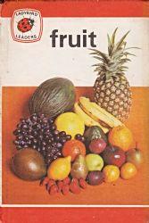 FRUIT Vintage Ladybird Book Leaders Series 737 Matte Hardback 1979