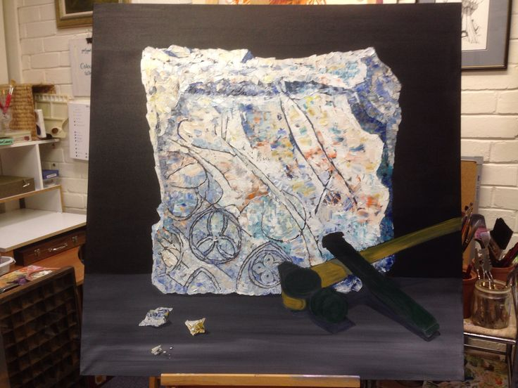 Waites Robson art prize entry