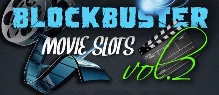 10 Popular Blockbuster Movie Themed Slots | Casino Infographics