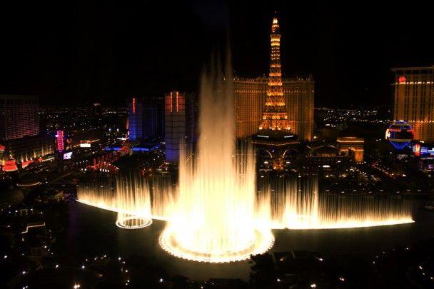 Las Vegas - 10 coisas românticas para fazer na cidade