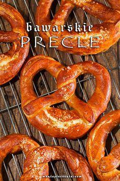 precle, precle bawarskie, precle niemieckie, precle z lidla, lidl, najlepsze precle, laugenbrezeln, bayerische brezeln, german pretzels